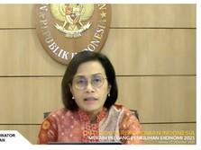 Penuh Tantangan, Begini Ramalan Ekonomi 2021 Sri Mulyani
