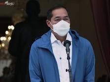 Jokowi Tunjuk Jadi Mendag, M Lutfi Merasa Jadi Wasit Tinju