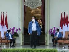 Menteri Baru Jokowi Bisa Bawa IHSG Meroket 12 Pekan Beruntun?