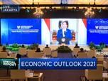 Optimisme Presiden Jokowi Pada Pemulihan Ekonomi RI 2021