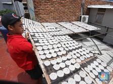 Intip Bisnis Kerupuk Ikan yang 'Melempem' Gegara Pandemi