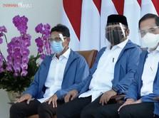 Rival Politik Jokowi Jadi Menteri, IHSG Siap Tancap Gas Esok!