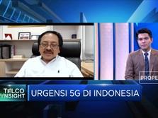 Teknologi 5G Jadi 'Game Changer' Industri Masa Depan