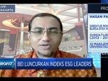 BEI Resmi Luncurkan Indeks IDX ESG Leaders