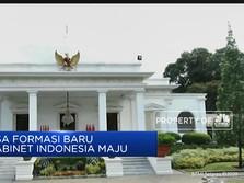 Reshuffle Kabinet Jokowi Usai Drama Panjang