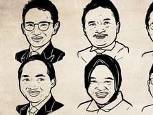 Sandi Paling Tajir, Ini Daftar Kekayaan Menteri Baru Jokowi