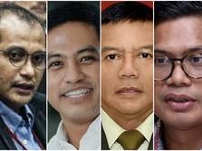 Ini Profil 5 Wakil Menteri Baru Jokowi