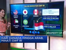 Kanada Hingga Arab Minati SWF Indonesia