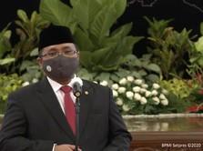 Menag Baru Jokowi Minta Natal Kali Ini Tak Berlebih-Lebihan