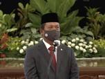 Jadi Menteri KKP, Trenggono Lepas Jabatan Komisaris Agrinas