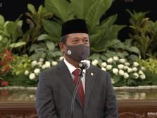 Jadi Menteri KKP, Trenggono Kaget Tapi Siap Bikin Terobosan