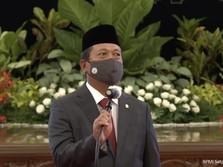 Jreng! Menteri KKP Trenggono Evaluasi Ekspor Benih Lobster