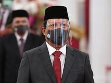 Menteri KKP Trenggono Larang Ekspor Benih Lobster