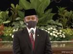 Bikin Publik Terkejut, Kapan BGS Diminta Jokowi Jadi Menkes?