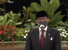 Sandiaga Uno Awalnya Tak Sadar Diberi Kode Bakal Jadi Menteri
