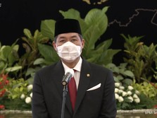 Mendag Lutfi Lapor ke Jokowi Ketemu 'Harta Karun' Ekspor RI