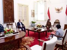 Menlu Kabinet Erdogan Sowan Jokowi Hingga Prabowo, Bahas Apa?