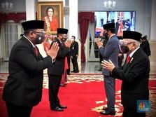 Deretan Menteri-Wamen Jokowi yang Masih 'Mendua' di Emiten