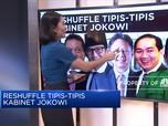 Reshuffle Tipis-Tipis Kabinet Jokowi