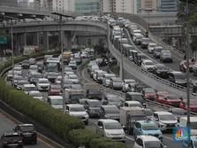 Ada 593.000 Mobil Diramal 'Mudik', Apa Dampak ke Jasa Marga?