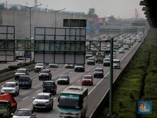 Pesta Tahun Baru Usai, 144 Ribu Kendaraan Kembali ke Jakarta
