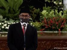Pahala Jadi Wamen BUMN, Dihubungi Langsung oleh Erick Thohir