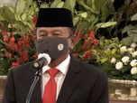 Dampingi Prabowo, Ini Fokus Wamenhan Herindra di Kemenhan