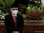 Jadi Wamentan, Hasnul Diminta Jokowi Urus Lumbung Pangan