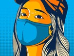 Pandemi Covid-19 Berakhir, Masker Bakal Tetap Dipakai