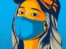 Kenapa Pakai Tali Masker Dinilai Berbahaya? Ini Faktanya