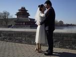 Begini Ramainya Kondangan di Beijing Saat Covid-19 Melonjak