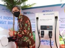 PLN Tambah 4 Tempat Charging Mobil Listrik, Lokasinya di Tol!