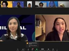 Putri Tanjung Bocorkan Rahasia Jadi Pengusaha Buat Milenial