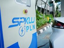 Dukung Mobil Listrik, PLN Bangun 60 Stasiun Charging di 2021