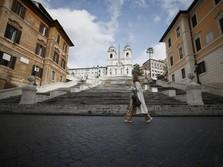 Covid-19 Menggila, Angka Kelahiran di Italia Merosot Tajam