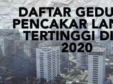 Menembus Awan! Ini Dia Sederet Pencakar Langit di Indonesia