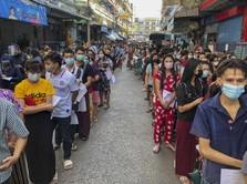 Klaster Pasar Seafood Thailand Mengganas, Kasus Tembus 1.500