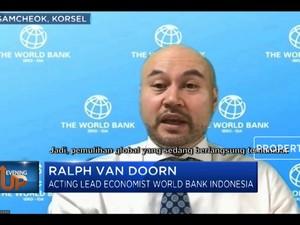 Bank Dunia: Pulihkan Ekonomi, RI Butuh Reformasi Struktural