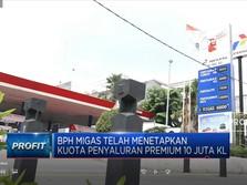 BBM Premium Batal Dihapus