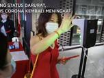 Beijing Status Darurat, Kasus Corona Kembali Meningkat