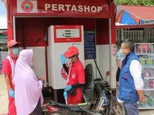 Direksi Pertamina Tinjau Kesiapan BBM & LPG di Jalur Puncak