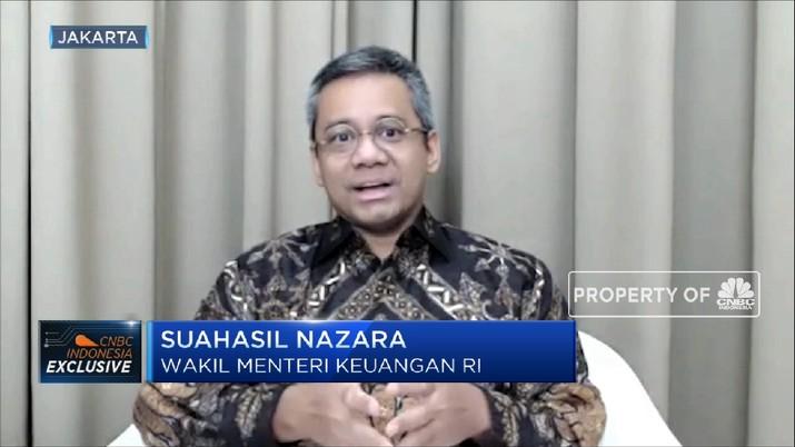Extraordinary Policy, Strategi Menjaga Ekonomi RI Saat Pandemi (CNBC Indonesia TV)