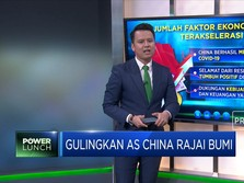 Gulingkan AS, China Rajai Bumi