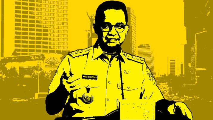 Infografis/Aturan PSBB DKI Jakarta Jelang Tahun Baru