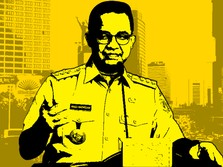 Aturan PSBB di DKI Jakarta Jelang Tahun Baru