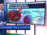 Mutasi Corona Resahkan Dunia