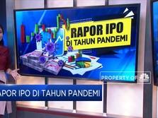 Rapor IPO di Tahun Pandemi