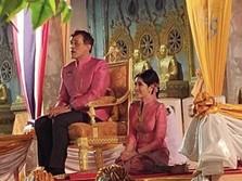 Mesra, Istana Thailand Rilis Foto Baru Raja & Selir Sineenat