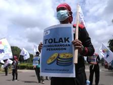 RPP UU Cipta Kerja, Perusahaan PHK Tanpa Bayar Full Pesangon