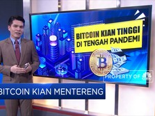 Bitcoin Kian Tinggi di Tengah Pandemi